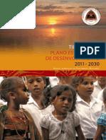 Timor-Leste Plano Desenvolvimento Estrategico 2011-2030