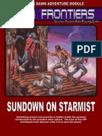 Module - Sundown on Starmist