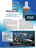 Synthetic Tractor Hydraulic Transmission Oil (ATH) - Data Bulletin