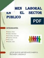 REGIMEN LABORAL DEL SECTOR PÚBLICO-TERMINASO--EXPOSICION.pptx