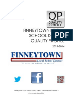 Finneytown Quality Profile