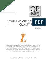 Loveland Quality Profile