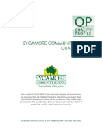 Sycamore Quality Profile