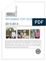Wyoming Quality Profile