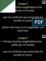 2 Juan 7.pptx