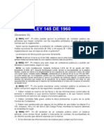 LEY 145 DE 1960.pdf