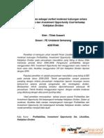 Peran Likuiditas sebagai varibel moderasi hubungan antara profitabilitas dan Investment Opportunity Cost terhadap Kebijakan Dividen
