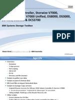 IBM Systems Storage Toolbox V4