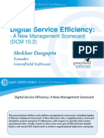 Digital Service Efficiency_A New Management Scorecard_Shekhar Dasgupta