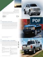 2010 Silverado Brochure