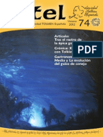 STE Revista Estel 074 Verano 2012