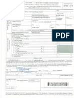 India Sudar Tax File 2013-14