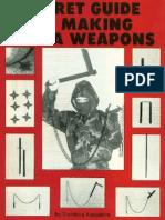 Making Ninja Weapons