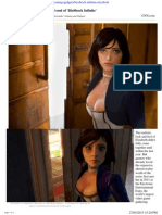 Meet Elizabeth the Heart and Soul of BioShock Infinite (1)