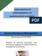 BUENAS PRACTICAS DE ALMACENAMIENTO Y MANIPULACIÓN DE ALIMENTOS.pptx