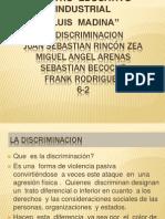 LA DISCRIMINACION.pptx