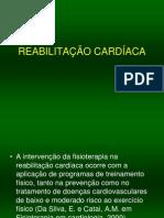 REABILITAÇÃO CARDÍACA.ppt