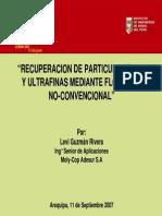 Recuperacion de particulas finas mediante flotacion(36pag)PPT.pdf