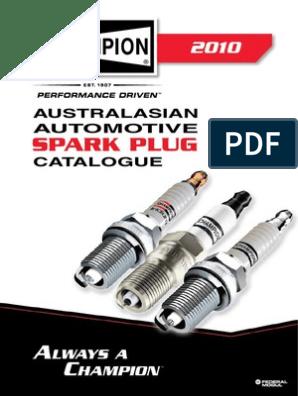 Champion NOS Copper Plus Spark Plug # 37 or RV17YC6 Box of 8 Plugs