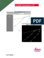 PLA_Leica DXF Converter User Manual_en