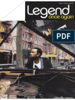 John Legend Once Again Songbook