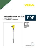 31833-ES   VEGAFLEX 61.PDF