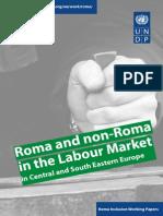 Roma and Non Roma in the Labour Market