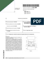 Configuración y método de montaje de los equipos eléctricos de un aerogenerador.