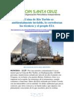 Usina de Río Turbio, Santa Cruz, Argentina, es ambientalmente inviable.pdf