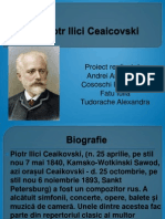 Piotr Ilici Ceaicovski