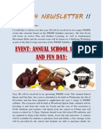 newsletter doc