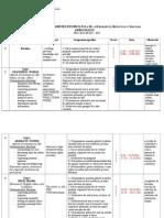 0 Planificare Calendaristica Clasa a 12 A