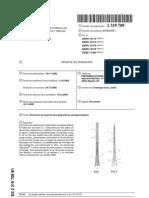 Estructura de Soporte Para Dispositivos Aerogeneradores