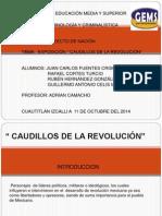 caudillos de la revolucion.pptx