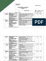 Planificare Clasele Xii b c