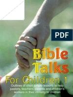 bible talks for children 1 web