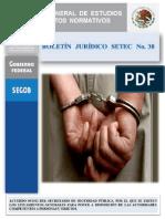 ACUERDO 05 2012 POR EL QUE SE EMITEN LOS LINEAMIENTOS GENERALES PARA PONER A DISPOSICIÓN DE AUTORIDAD.pdf