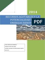 Recursos Agotables Del Perú