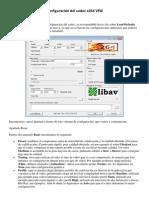 Configuración del codec x264 VfW.pdf