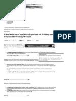 fillet weld size calculation.pdf
