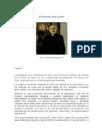 El demonio de la acedia - P. Horacio Bojorge.pdf