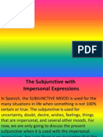 The Subjunctive with Impersonal Expressions KEY.pptx