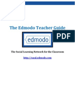 edmodo teacher guide