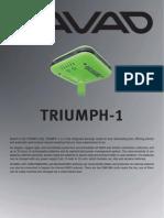 Triumph GPS