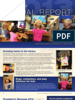 Duluth Library Fdn Annual Report 2013