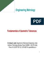 16) Geometric Tolerances