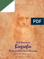 Leonardo Da Vinci Vol I  Biography