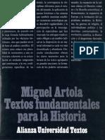 ARTOLA, M. Textos fundamentales para la historia.pdf