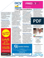 Pharmacy Daily for Tue 14 Oct 2014 - PSA