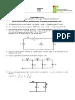Lista de Exercícios - EA 09 - Elementos armazenadores de energia - circuitos de primeira ordem.pdf